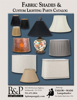 wholesale catalogs b p lamp supply