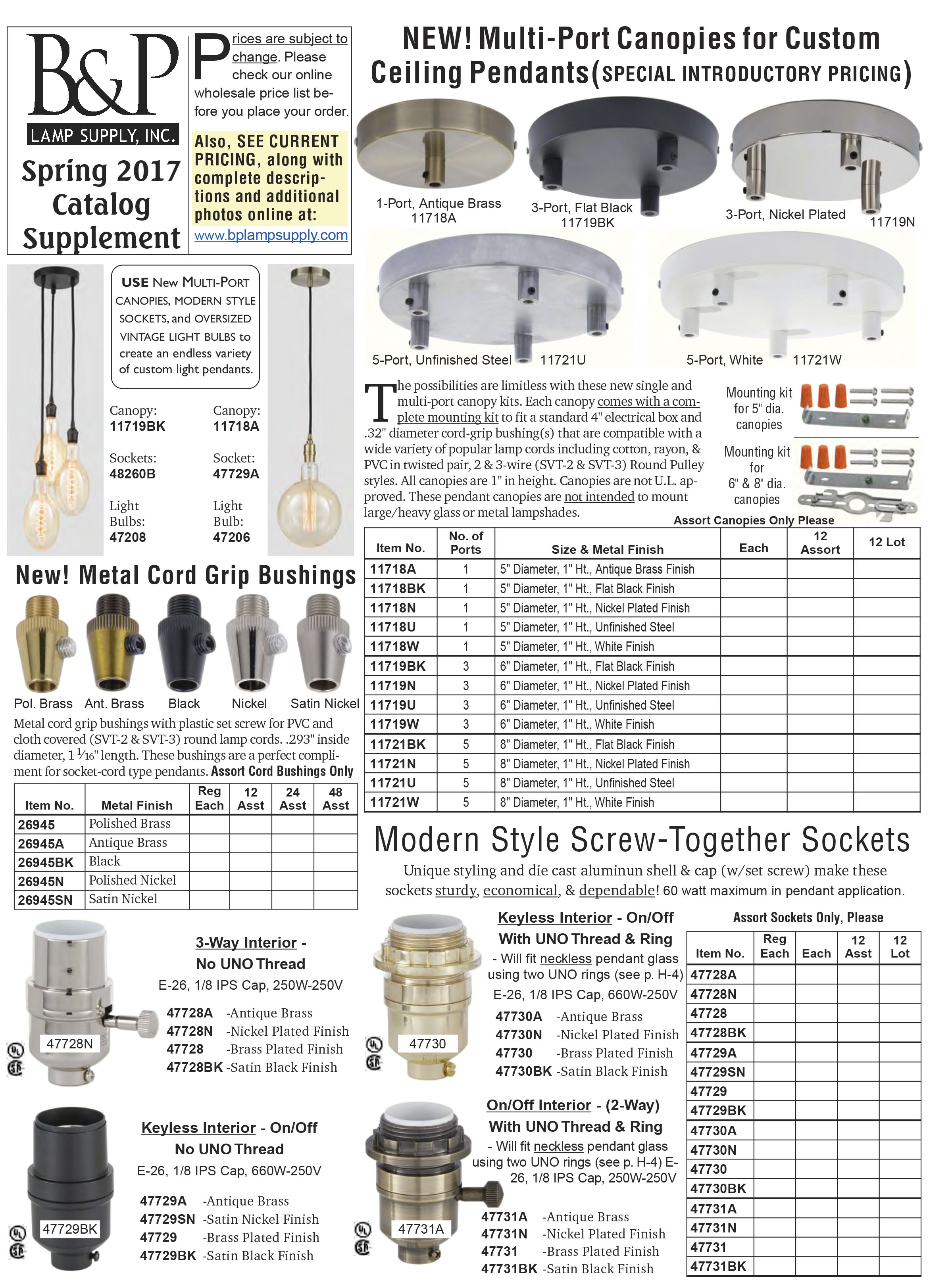 Wholesale catalogs bp lamp supply hardware catalog supplement mozeypictures Images
