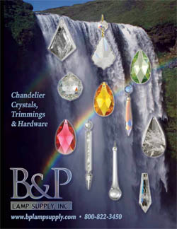 Chandelier Hardware and Prisms Catalog