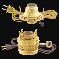 Electric Lamp Adapters | Lamp Parts