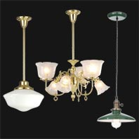 Fixtures and Pendant Lamps