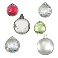 Crystal chandelier body parts bp lamp supply crystal chandelier balls aloadofball Image collections