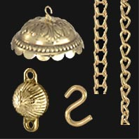 Antique oil lamp parts and accessories bp lamp supply hanging lamp hardware aloadofball Image collections
