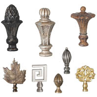 Decorate Your Lamp With a New Finial