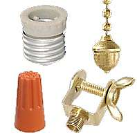 Electrical Lamp Parts and Accessories
