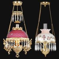 Hanging Oil Lamps Amp Hall Lanterns B Amp P Lamp Supply