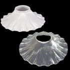 Petticoat Style Glass Lamp Shades