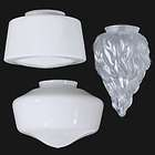 School House or Pendant Style Lamp Shades