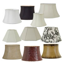 Softback Lamp Shades - <br>Premium