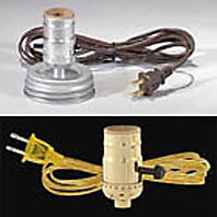 Lamp Making Kits and Adapters