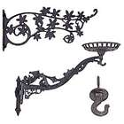 Heavy Iron Hangers, Bells, Hooks and Accessories
