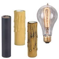 Candle Covers & Light Bulbs