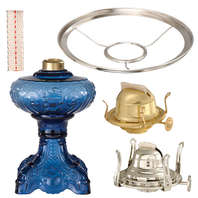 Oil Lamps, Parts, and Accessories