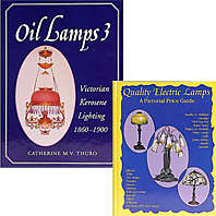 Reference Books for Antique & Early Lighting