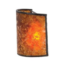 Sconce Shield Mica Shade