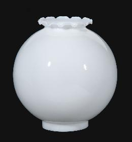 "9"" USA-made Opal Crimp Top Ball Shade"