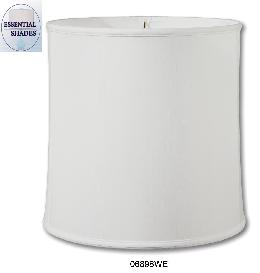 Essential Shades Brand Deep Drum No-Hug Lamp Shades