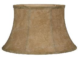 Shallow Drum- Faux Leather