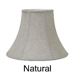 Deluxe Bell- Fine Linen, Natural