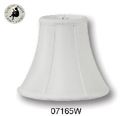 Off White Color Deluxe Bell Lamp Shades
