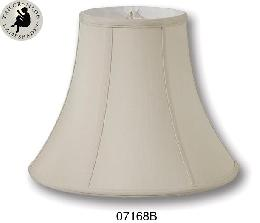 Beige Color Deluxe Bell Lamp Shades