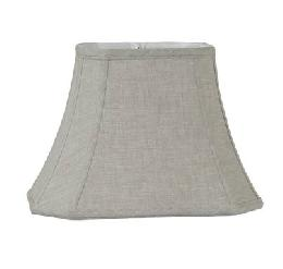 Natural Cut Corner Rectangle- Fine Linen