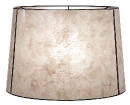 Parchment Deep Drum Mica Shade