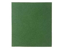 Square, Adhesive Backed Green Felt