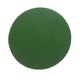 Round, Adhesive Backed Green Felt