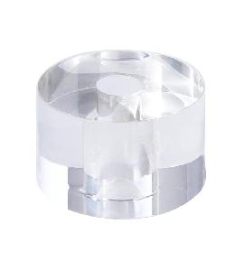 "1.5"" Dia. Cylinder-Shaped Acrylic Lamp Break"