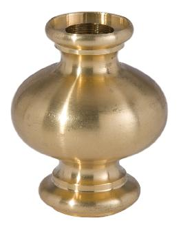 2 5/16 Inch Turned Brass Column