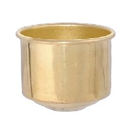 "1 5/8"" Fitter, Brass Holder Cup"