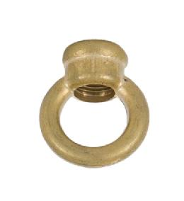 "1"" Cast Brass Loop"
