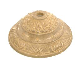 Die Cast Brass Cap for Fixture Body