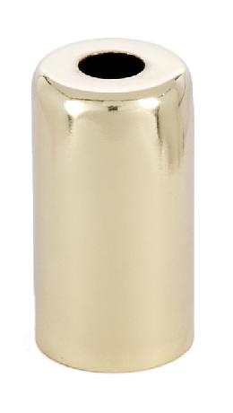1 7/8 Inch Polished Brass Socket Cup