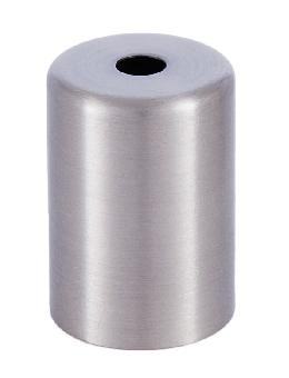 2 1/8 Inch Satin Nickel Socket Cup