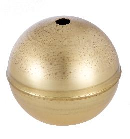 Stamped Hollow Brass Ball