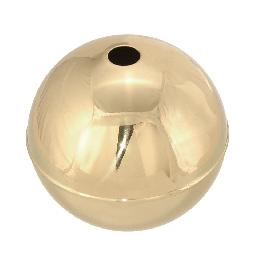 2-piece Stamped Brass Ball