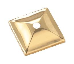 "2 1/2"" Square, Mission Style Candle Cup/Break"