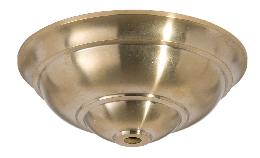 Large Diameter Die Cast Brass Canopy