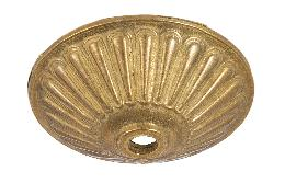 Decorative Cast Brass Cap