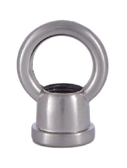 "7/8"" Diameter Cast Loop With Satin Nickel Finish"