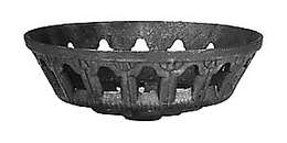 Iron Bracket Lamp Bowl