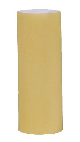 Gold Smooth Polybeeswax Candle Covers