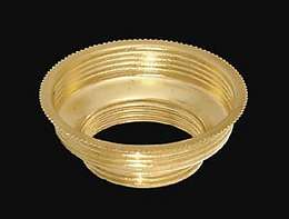 Solid Brass #1 to #2 Expanding Collar