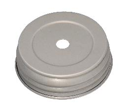 Zinc Finish Mason Jar Lid
