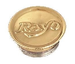 Rayo Logo Filler Cap for Rayo Type Lamps