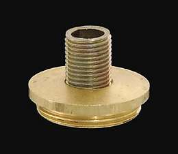 No. 1 Size Oil Lamp Adapter