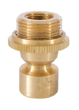 Brass Hang Straight Swivel 3/8F