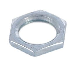 11/16 Inch Zinc Plated Hex Nut 1/4IPS